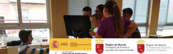Taller de Radio- Teatro en el CEIP Salzillo y el CEIP Stella Maris (Murcia)
