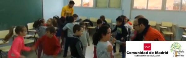 CEIP Antonio Machado: la danza para conocernos, comunicarnos y divertirnos