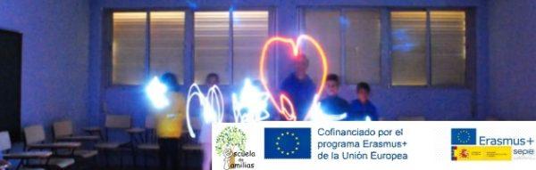 Movimiento y colores para disfrutar juntos en el CEIP Antonio Machado