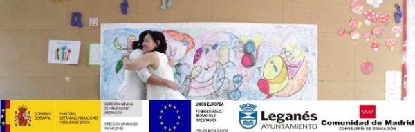 Formación de familias en el CEIP Calderón de la Barca: murales, vídeo y fotografía para reflexionar sobre el entorno