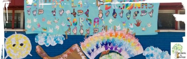 El CEIP Antonio Machado celebró el 'Día Internacional de las Personas Sordas'