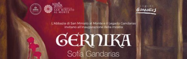 Josep Borrell inaugurará 'Gernika', de Sofía Gandarias, en la Cripta de la Basílica de San Miniato al Monte (Florencia)