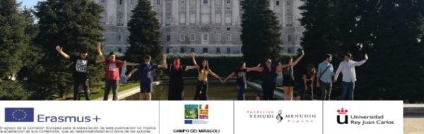 Celebrado en Madrid un nuevo encuentro del proyecto 'Campo dei Miracoli'