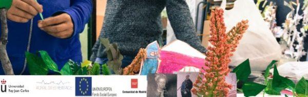 Estudiantes de primaria crean maquetas de Jardines Reales