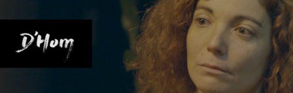 La artista MUS-E Míriam Escurriola participa en el cortometraje 'D'Hom'