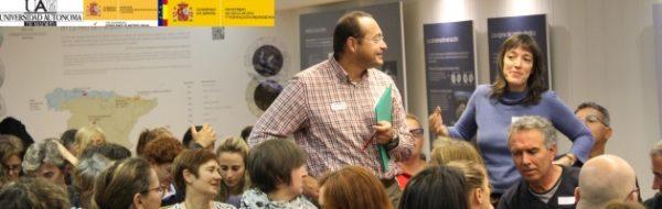 Programa MUS-E: celebrado el Encuentro Evalu-Arte en la Residencia de La Cristalera