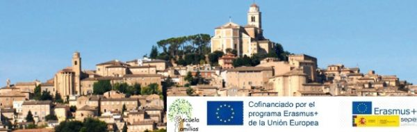 Encuentro del proyecto Erasmus + 'Escuela de Familias' en Fermo