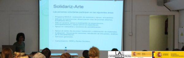 Encuentro SolidarizArte- Pasando a la acción