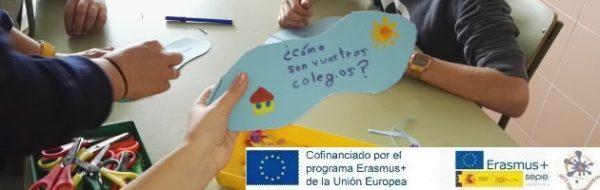 MUS-E y Proyecto Erasmus+ 'Arte por la Convivencia': 'Dejando huellas' en el CEIP Tomás y Valiente