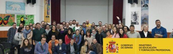 Ceuta: Encuentro de formación MUS-E con profesorado en prácticas