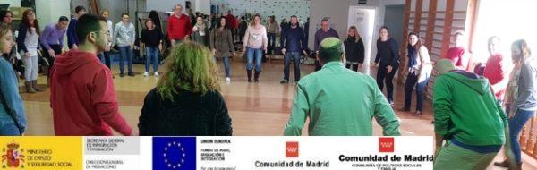 El Teatro, llave para la Formación del profesorado en el CEIP Valdemera