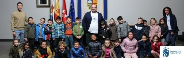 Poesía y Hip Hop para las sesiones de formación de docentes en el IES Rafael Frühbeck de Burgos