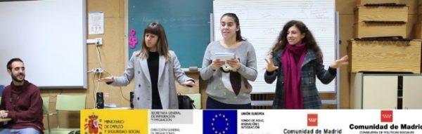 Formación de profesorado en Leganés: CEIP León Felipe, CEIP Federico García Lorca, CEIP Calderón de la Barca y CEIP Enrique Tierno Galván
