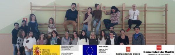 Formación para docentes en Velilla de San Antonio y Pedrezuela con los centros CEIP Francisco Tomas y Valiente y CEIP Santa Ana