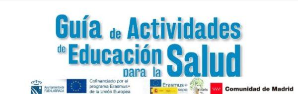 'Escuela de Familias': Presentada en Fuenlabrada la 'Guía de actividades de educación para la salud'