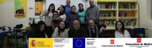 La formación de profesorado en la ciudad de Madrid acoge sesiones en el CEIP Méndez Núñez, el CEIP Vicálvaro y el CEIP Ramón Mª del Valle- Inclán