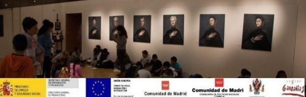 CEIP Francisco de Goya: Niños y niñas del Programa MUS-E visitan 'Homenaje a El Greco', de Sofía Gandarías