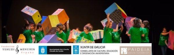 I Edición del Encuentro MUS-E Galicia: las Artes para soñar juntos
