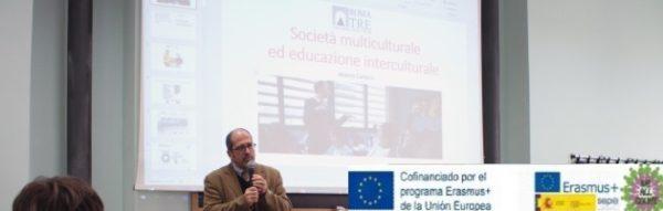 Actividad MUS-E Roma-Proyecto Erasmus+ 'We All Count'