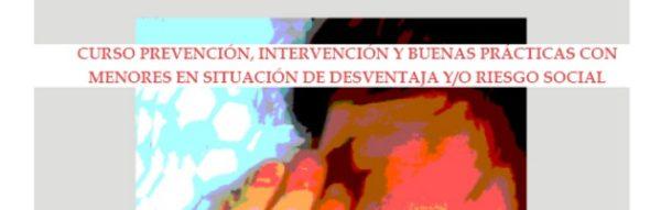 UCM y CEMU: Curso de prevención, intervención y buenas prácticas con menores en situación de desventaja y/o riesgo social
