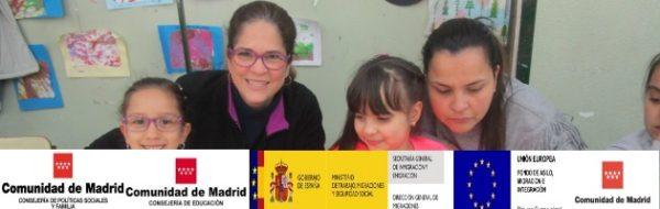 Sesiones con familias en el CEIP Francisco de Goya