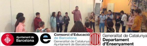 El Programa MUS-E arranca en el IES Ramon Casas i Carbó