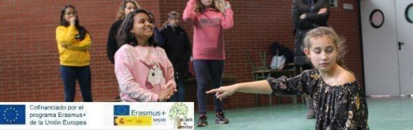 'Encuentro Erasmus + 'Escuela de Familias'': talleres desde las artes y la inteligencia emocional