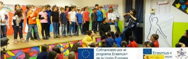 Proyecto Erasmus + 'Arte por la Convivencia': los encuentros de Berna y de Turín, presentes en la prensa italiana