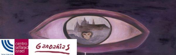 Inauguración de la exposición 'Kafka, el visionario', de Sofía Gandarías, en el Centro Sefarad Israel