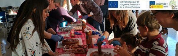 'Escuela de Familias': Alimentación saludable en el CEIP Antonio Machado y el CEIP Rayuela