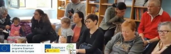 'The first open day': el primer encuentro de 'Escuela de Familias' en Fermo