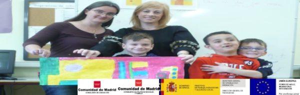 'Círculos: mundos de color': sesiones de formación de familias en el CEIP Federico García Lorca y el CEIP Séneca, en Leganés