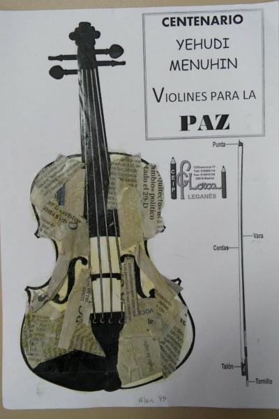 Declaraci n de derechos de la m sica fundaci n yehudi menuhin espa a - Instrumentos musicales leganes ...