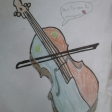 Violines por la Paz de 1º y 2º del CEIP Concepción Arenal. Enviados por Rosa Castillo.