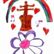 Violines por la Paz del CEIP Príncipe Felipe de Ceuta