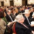 Vista general del público en el Concierto del Centenario de Menuhin en Madrid.
