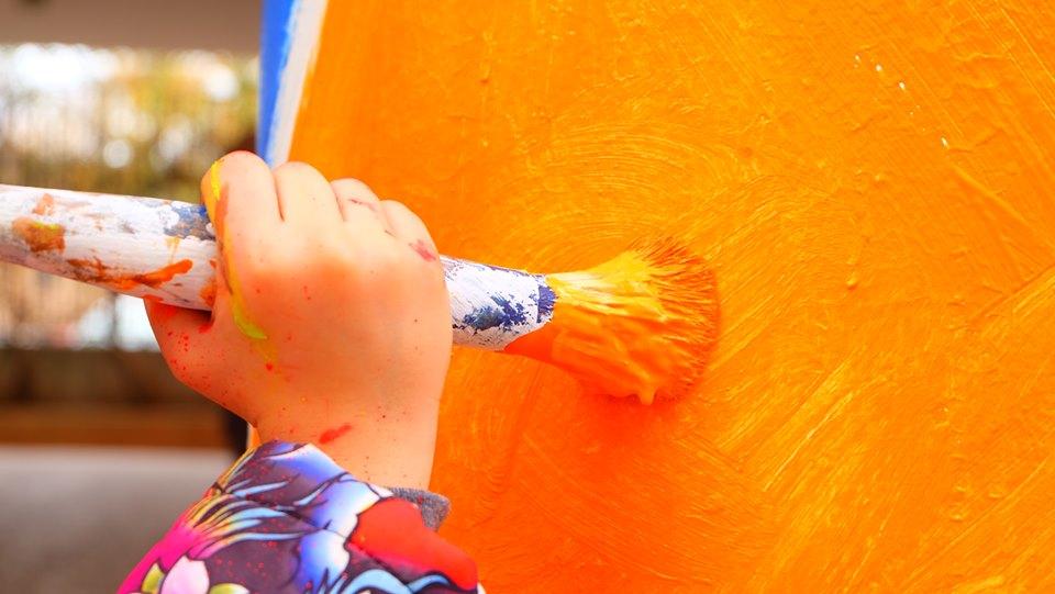 Juntos damos color al cole... CEIP Vicálvaro