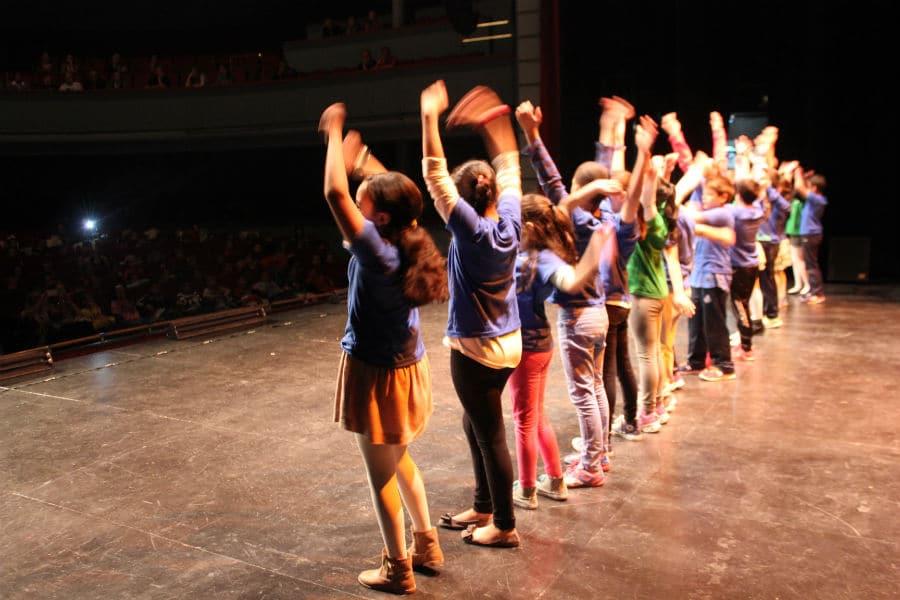 Día MUS-E Madrid 2015 en el Teatro García Lorca de Getafe
