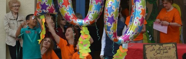 Día MUS-E Centenari Menuhin en la Escola Cal Maiol de Barcelona