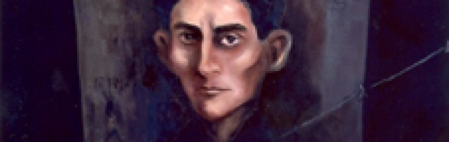 'Kafka' - Óleo Sobre Lienzo polvo de mármol y Collage - 2006 - 195x130 cm - www.gandarias.es