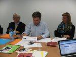 IYMF ICC meeting June 2016 in Brussels