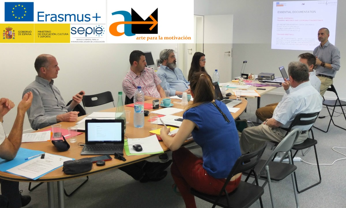 arte-para-la-motivacion-coordination-meeting-belgium-2016-06
