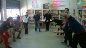 Taller MUS-E de teatro en la formación para docentes del Méndez Núñez