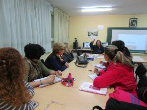 Coloquio sobre el Programa MUS-E en la formación para docentes del Ortiz Echagüe.