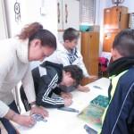 Sesión MUS-E con familias en el CEIP Vicálvaro