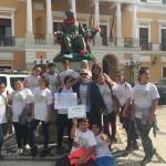 Premio al CEIP Santa Engracia de Badajoz por su Igualdad de Género