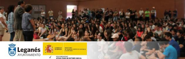 I Jornada sobre Convivencia Consciente y Activa en Leganés