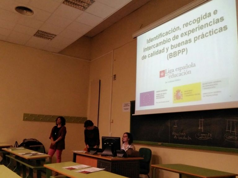 Presentación del estudio Identificación, recogida e intercambio de experiencias de calidad y buenas prácticas (BBPP) en Murcia