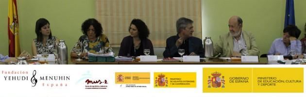 Sesión del encuentro MUS-E Magalia 2017