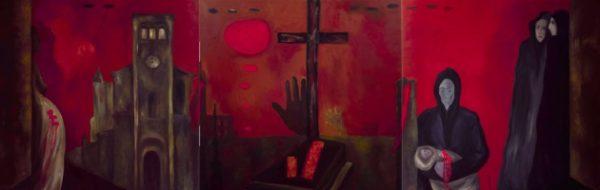 Arte en Escena: 'Gernika', de Sofía Gandarias, sigue su itinerancia por Italia y se expondrá a partir del 2 de junio en el Palazo D'Avalos, en Vasto